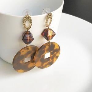 Jewelry - NEW Acrylic Drop Earrings